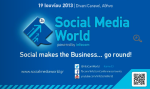 social media, συνέδριο, reforme.gr, social media world, εφημερίδες, τηλεοπτικά κανάλια