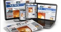 περιφερειακός τύπος, εφημερίδες, facebook, twitter, youtube, google plus, διαδίκτυο, social media, metrics, reach, απήχηση